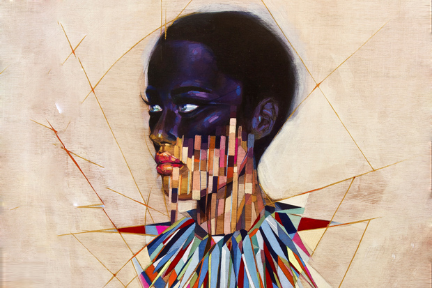 Samuel Rodriguez: Afropunk - Abstract Painting
