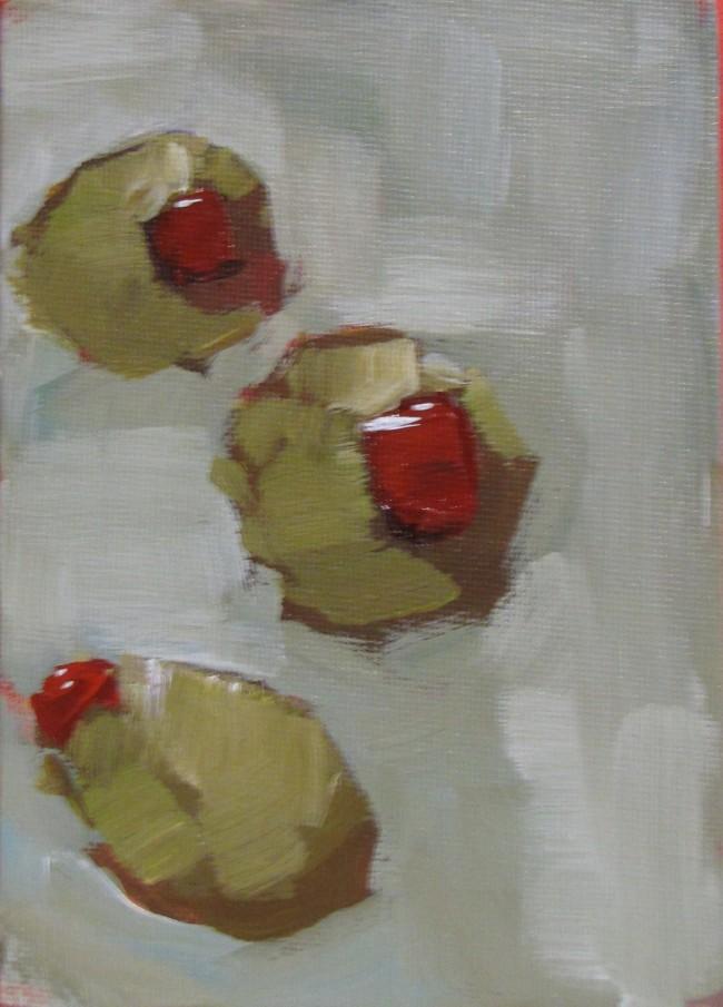 """Three Olives"" @ Kim Milan"