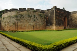 Tipu's Fort in Srirangapatna