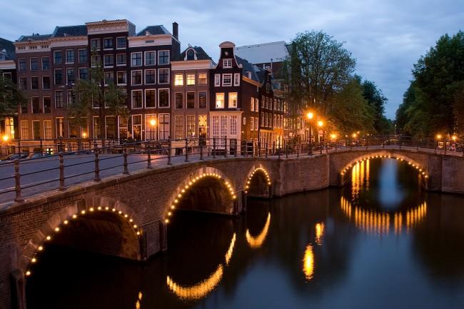 Keizersgracht Reguliersgracht Amsterdam