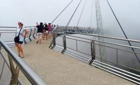 A Footbridge in the Clouds
