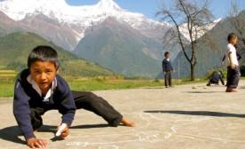Please Help Me Teach School Children in Nepal