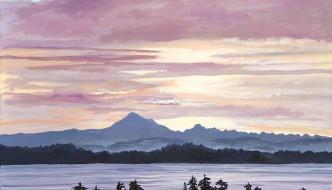 Daybreak – Mount Baker