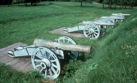 Battlefields that forged Canada's border