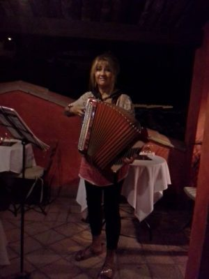 Me and my accordion have been through a number of obsessions together.