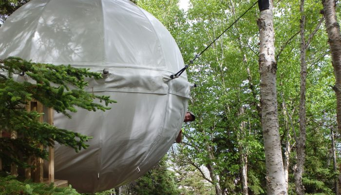 Parks Canada Cocoon Tent