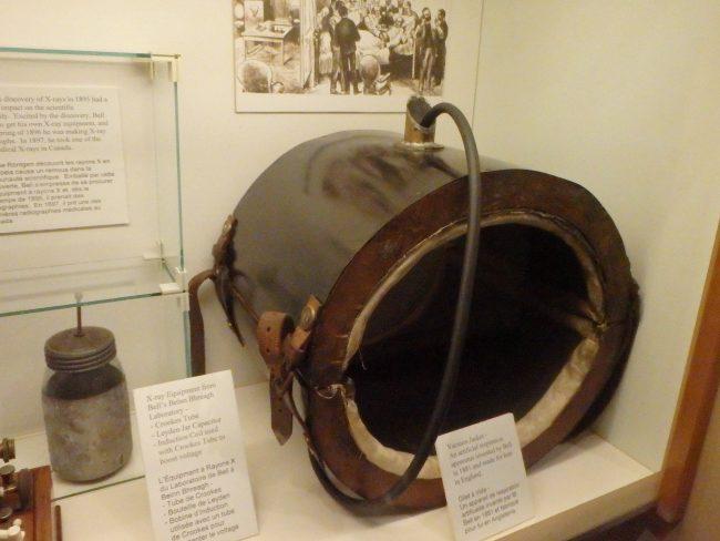 Alexander Bell's Respirator