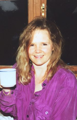 Enjoying a coffee...