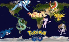 Pokeman Go: Enter the Forgotten Realms of Freedom