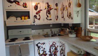 Art By Lailo – Kitchen Cupboard Doors