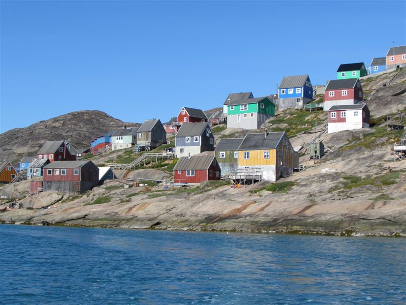 Built on Rock: Remote Greenland