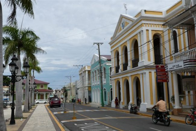 Colonial Architecture in Puerto Plata