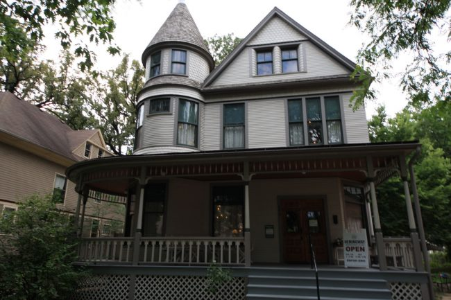Ernest Hemingway's birth home in Oak Park