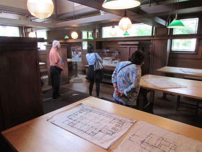 Frank Lloyd Wright Design Studio