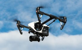 Drone Surveillance, Entertainment and Video Tech Goes Sky-High
