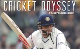 Cricket Odyssey – A Book By Rajgopal Nidamboor