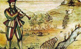 The Pied Piper of Hamelin, Or Why Moorish Gentlemen Prefer Blondes