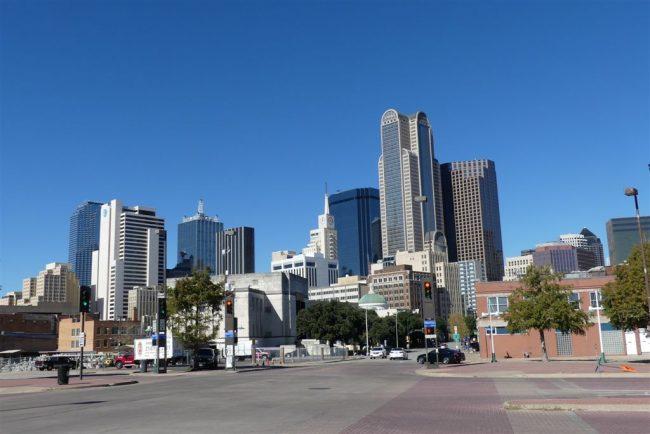 Skyline - Dallas