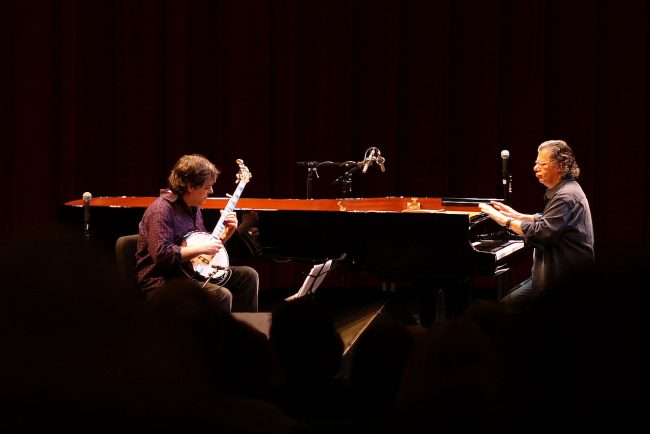 Béla Fleck and Chick Corea