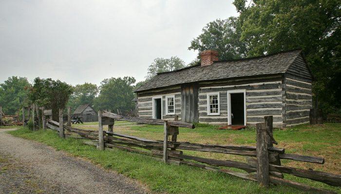 Abe Lincoln's Cabin