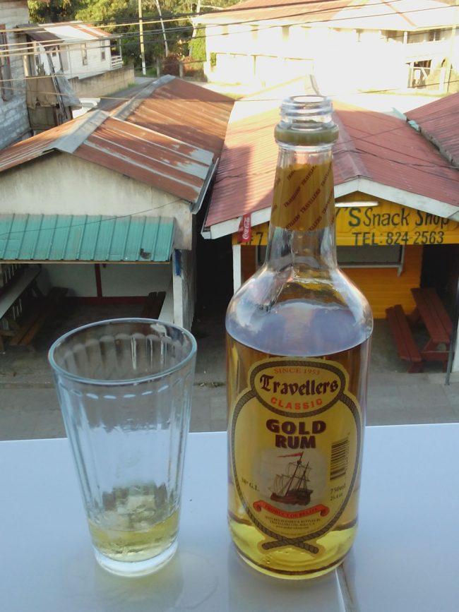 Travellers Rum