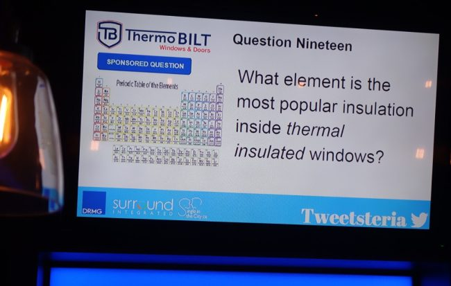 Thermo Bilt Windows Asked Players to Research Argon