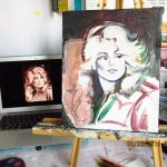 Dolly Parton - in progress