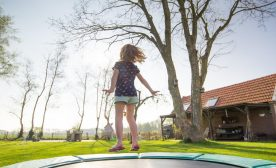 Great Ideas for Getting the Kids Outside