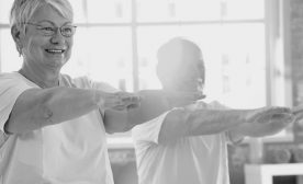 Faivish Pewzner: Want to Stay Young? Start Exercising
