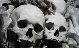 Victims of Pol Pot