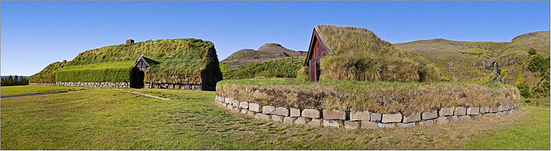LIFE AS A HUMAN Descendants Of Vikings Need Their Down Time - Iceland latitude