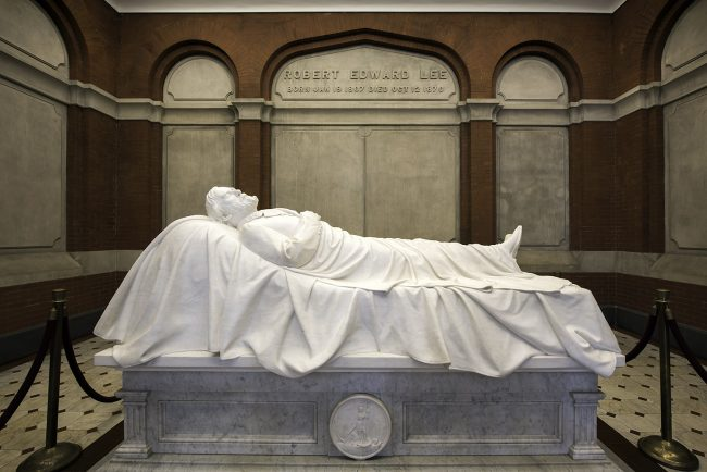 Recumbent Statue