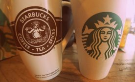 What's Behind the Successful Starbucks Logo History?