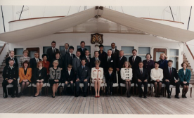 HMY Britannia Official Portrait