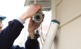 Improve Your Security With Security Cameras