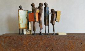 Art Talk Between Johan P. Jonsson and Art Critic Therese Engström