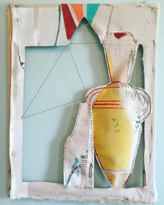 Alison Owen - daily vase 3