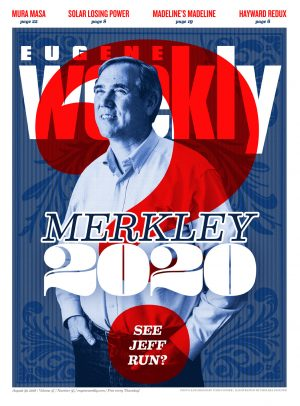 Eugene Weekly August 30 2018 cover