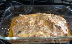 Cooking for Two: Lamb Meatloaf