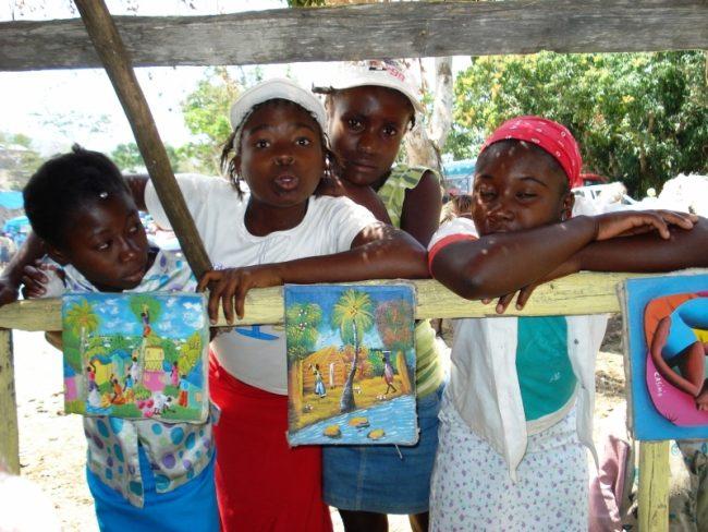 Caribbean Ladies