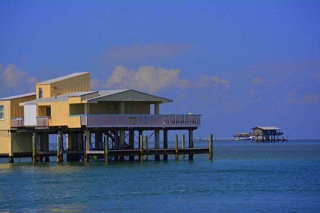Stiltsville Miami