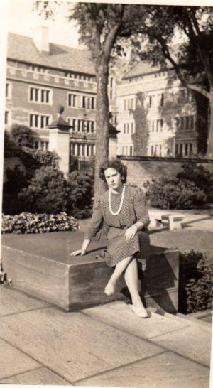 1945 - faculty member at Cornell University