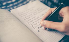 To do list can get in the way of your evolution