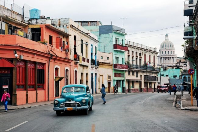 From Cuba with Love