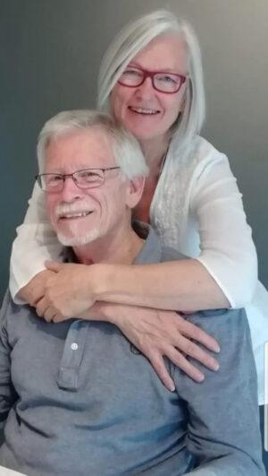 Fred and Judi