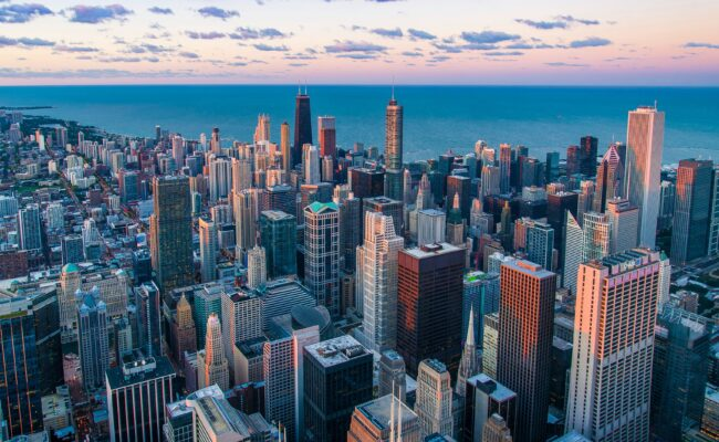 Willis Tower Skydeck, Chicago, United States