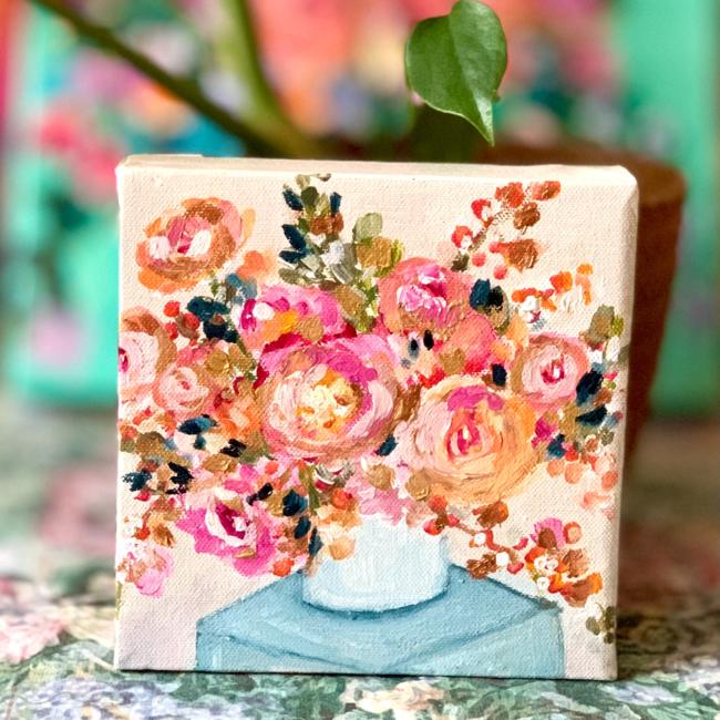 Jada-Floral Art - Urvashi Art Studio