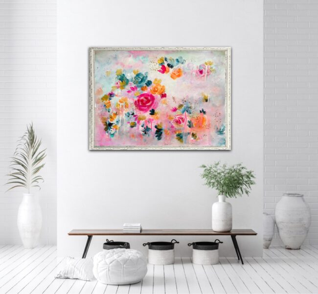 Paradise Floral Art - Urvashi Art Studio